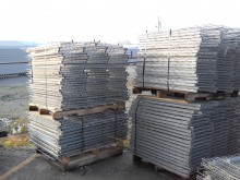"48""x51"" Inside Flush Wire Mesh Decking"